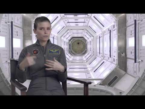 "The Martian: Kate Mara ""Beth Johanssen"" Behind the Scenes Movie Interview"