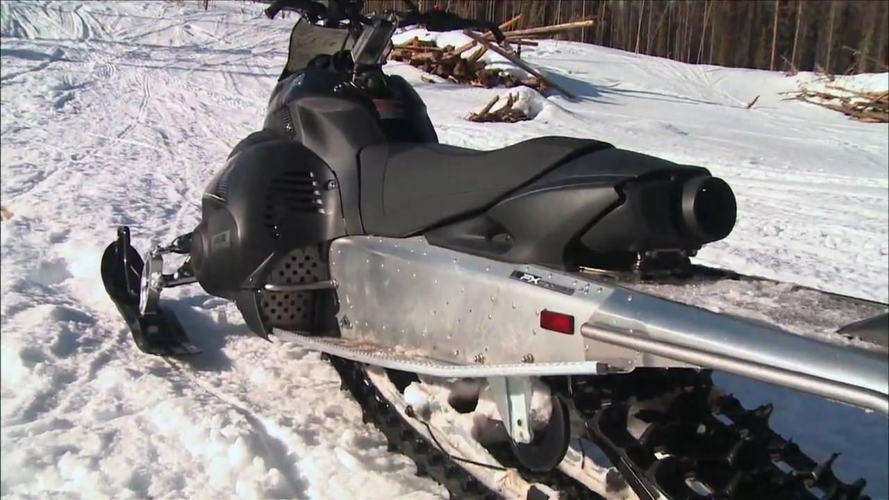 Snowtrax Rides Yamaha S Nytro Mtx