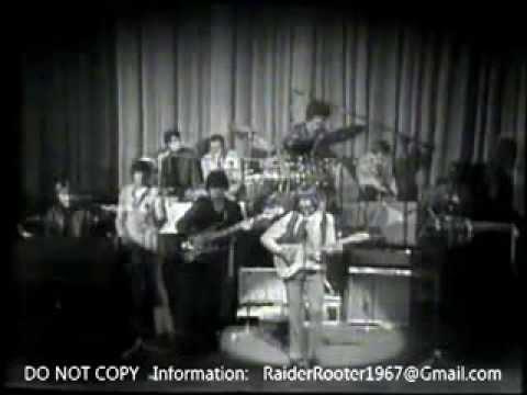 Paul Revere & The Raiders Live Concert 1969 Freddy Weller Games People Play