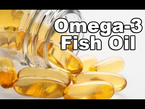 Fish Oil Facts - Omega-3 Fish Oil