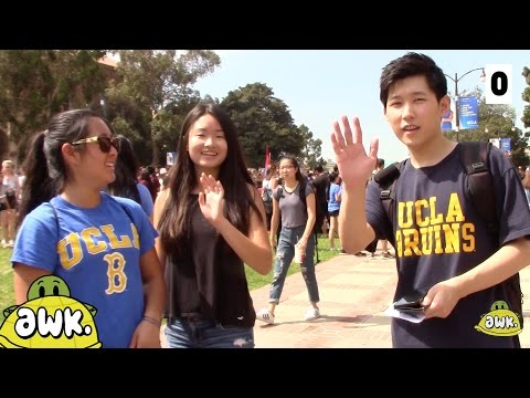 How Easy is it for a Freshman to Make Friends?