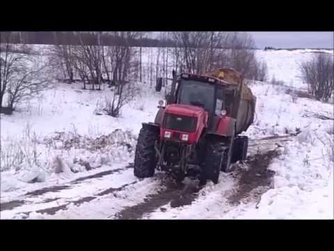 русская дорога оао Леднево (Игорь Растеряев- русская дорога). Russian road JSC Lednevo