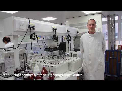 Fast automatic nutrient analysis in the NOC laboratory and onboard research vessels