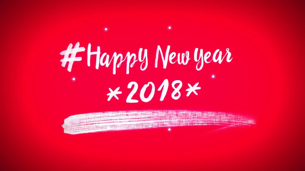 5742a682 New Video! – Happy New Year 2018 Video Greetings | Sudip Das's Blog
