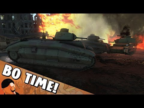 """War Thunder - B1 ter """"I'm Not That Committed To This Cause!"""""""