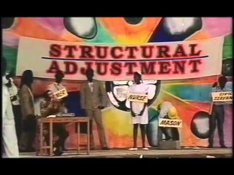"""G.B.T.V. CultureShare ARCHIVES 1992:  BUBBLER  """"Structural Adjustment"""""""