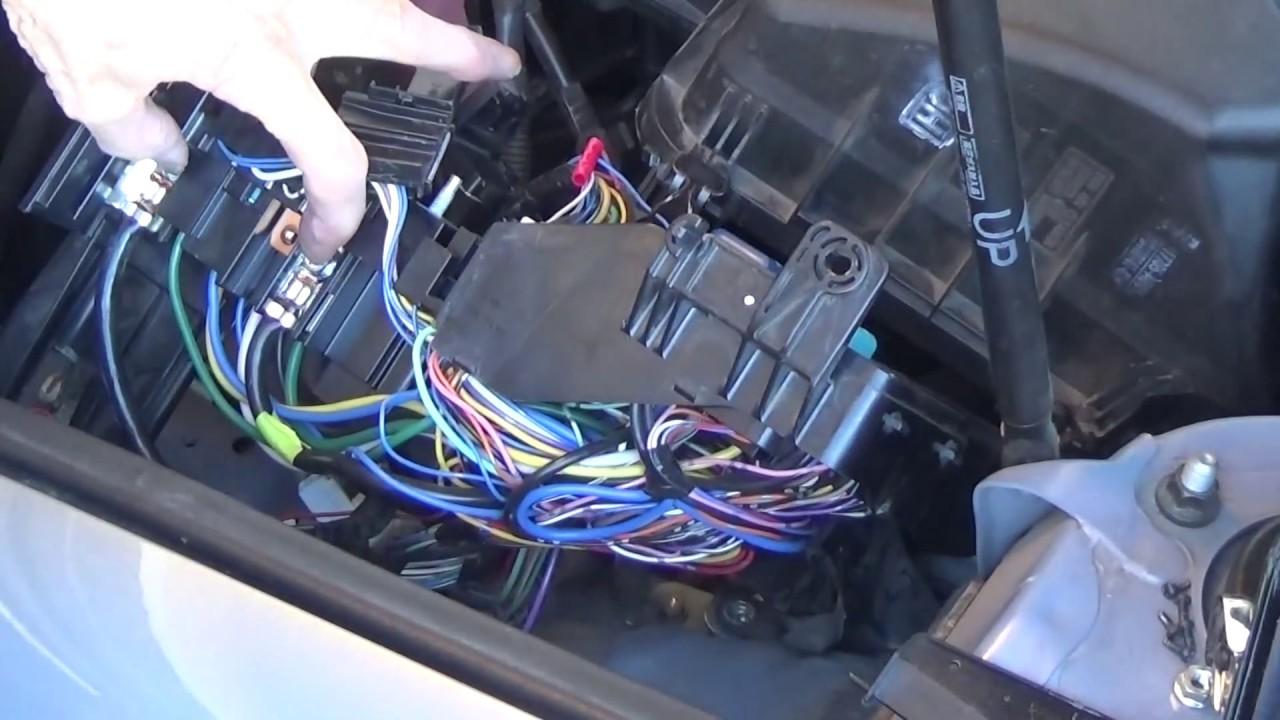toyota avalon ltd 140 amp alternator fuse 2006 v6 [ 1280 x 720 Pixel ]
