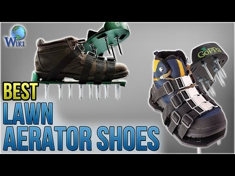 7 Best Lawn Aerator Shoes 2018