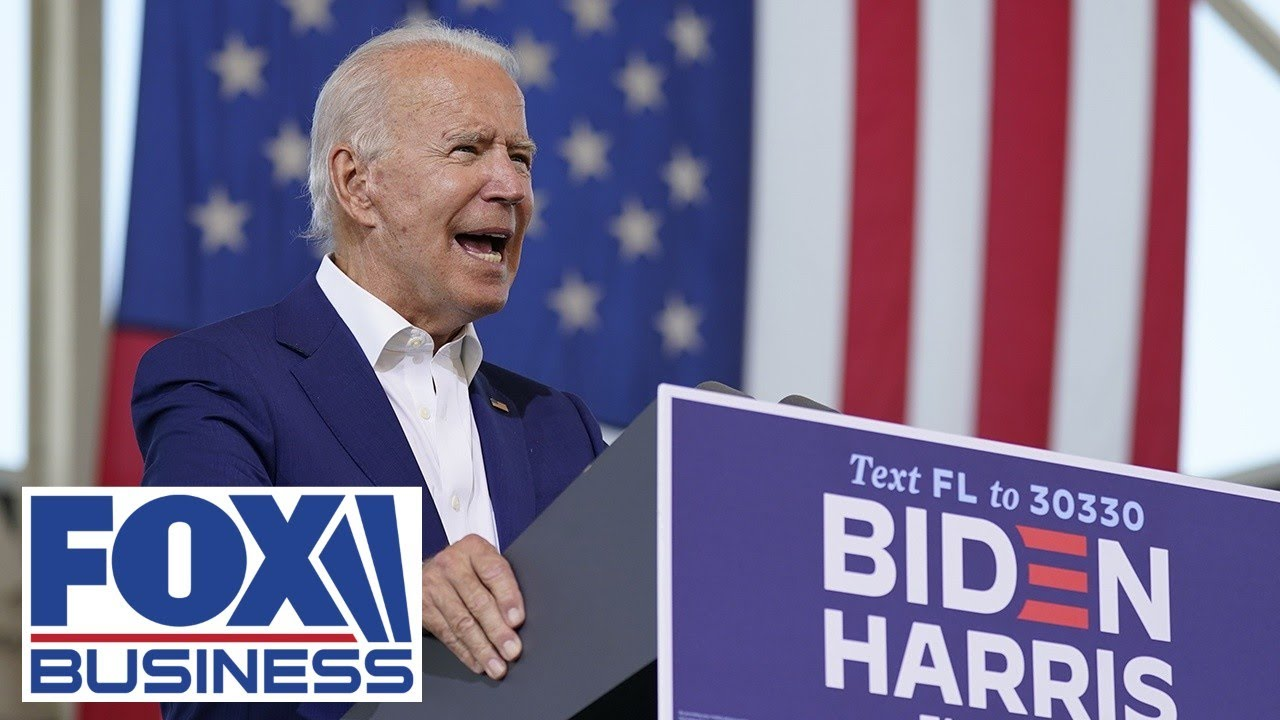 GOP lawmaker blasts Biden for 'catering' to voters who don't want to work
