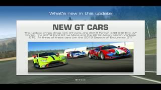 Real Racing 3: New GTLM cars, Raceday (Season 2), New Lamborghini's: Update 7.6