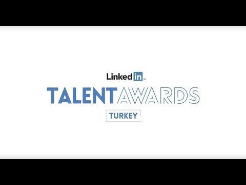LinkedIn Turkey Talent Awards 2017 Recap