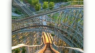 Rampage Coaster Pov - Alabama Splash Adventure (visionland) - Bessemer, Alabama, Usa