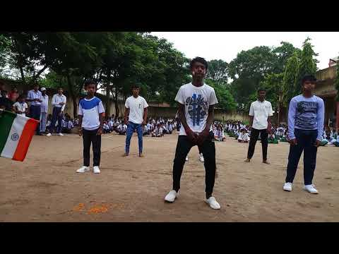 Boys hip-hop dance on Patriotic song- Jai Ho, Independence Day'18