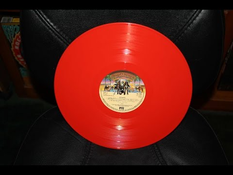 KISS - Destroyer (Red Vinyl Import from England)