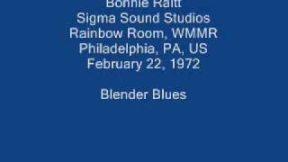 Bonnie Raitt 14 - Blender Blues
