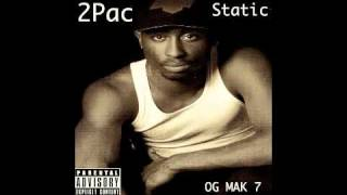 2Pac - 9. Tearz of a Clown - Static