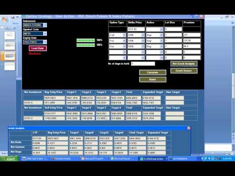 Option strategy builder software