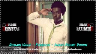 Romain Virgo - Freedom [Smart Phone Riddim] Dj Smurf Music