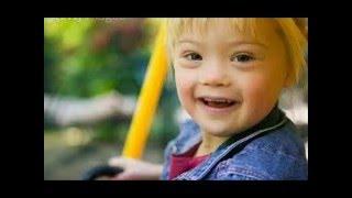 Дети с Синдром Дауна. Развиваем речь!