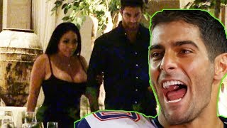 Who Is Kiara Mia? 5 Facts About Adult Film Star Seen On Date With Jimmy Garoppolo
