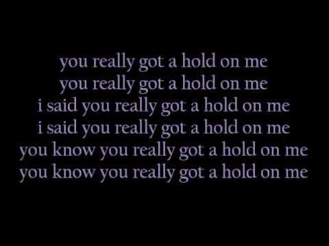Hold what you got lyrics