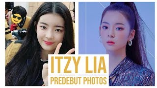 JYP ITZY(있지) LIA PREDEBUT PHOTOS | 리아 (최지수) 과거 사진