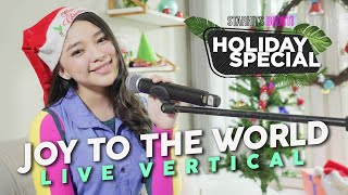 """Download ANNETH """"JOY TO THE WORLD"""" - VERTICAL PERFORMANCE 