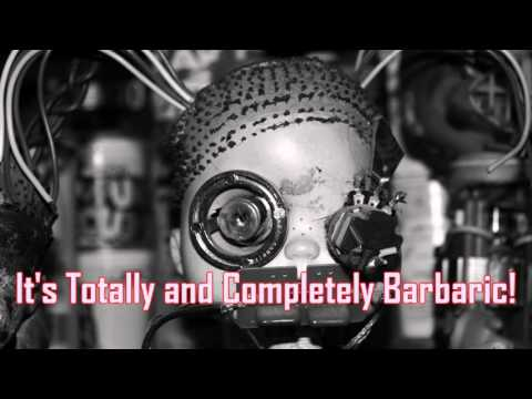 It's Totally and Completely Barbaric! -- Alternative Metal/Industrial -- Royalty Free Music