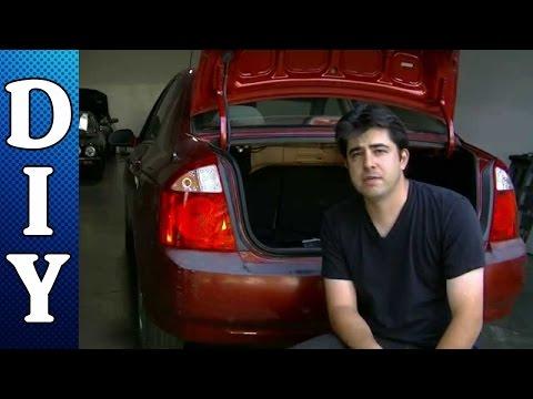 how to change kia forte third brake light