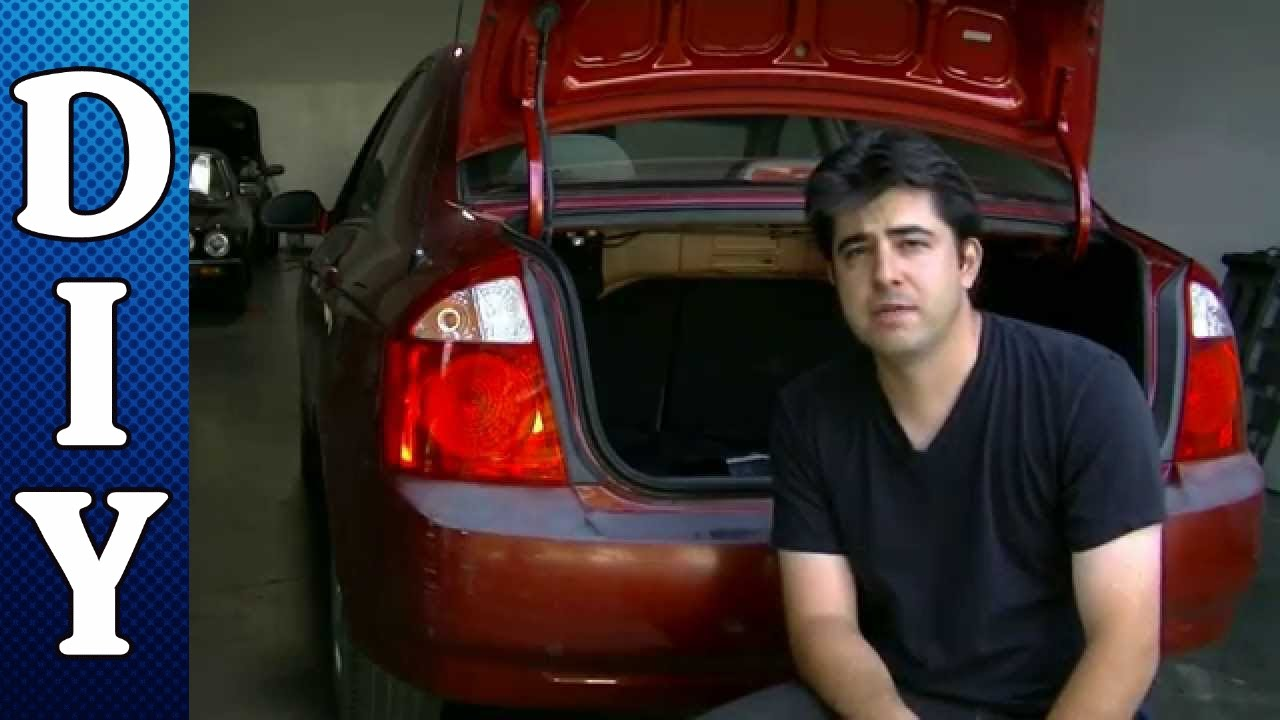 How To Remove And Replace A Brake Light Bulb And Assembly