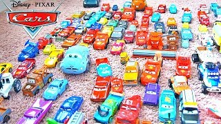 Disney Pixar Cars HUGE Collection Piston Cup Racers Thunder Hollow Mack Race Haulers too!