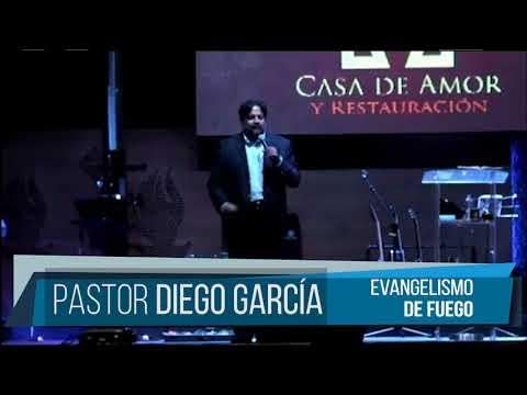 Pastor Diego García - Domingo 18 de marzo de 2018