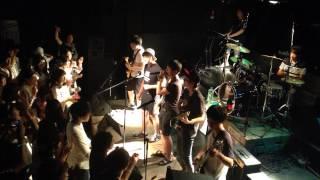 노브레인(Nobrain) - Oh my friend (구미고교밴드연합 12th Summer Rock Festival, 경구고 레이브업 Rave up)