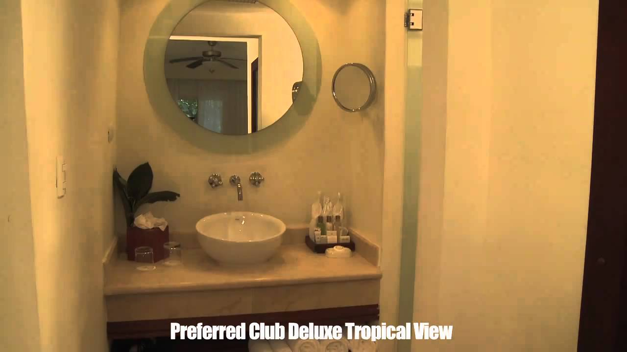 Dreams Palm Beach Punta Cana Preferred Club Deluxe Tropical View Preview