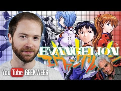 Does It Matter What Evangelion's Creator Says? | Idea Channel | PBS Digital Studios