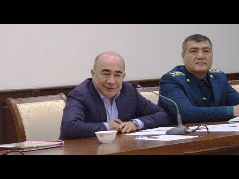 Zoyir Mirzayev Qashqadaryo futboli rahbarlari bilan uchrashdi