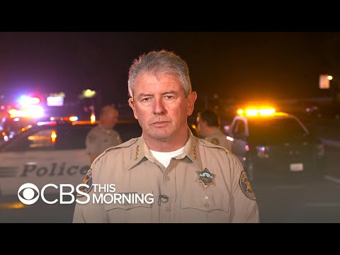 Sheriff describes horrific scene inside California bar after mass shooting