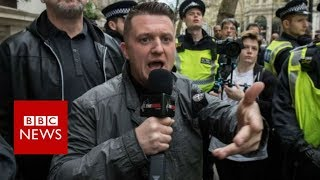 Who is Tommy Robinson and why is he in jail? - BBC News
