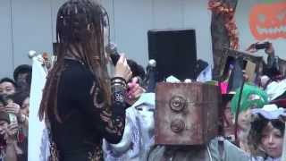 LUCIFER Anna Tsuchiya X Psycho Break Event Halloween in Shinjuku, T...