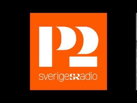 Invigning av Sveriges Radio program 2 (P2).