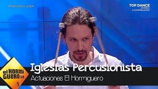 Pablo Iglesias toca la melodía de 'Juego de Tronos' en directo - 'El Hormiguero 3.0'
