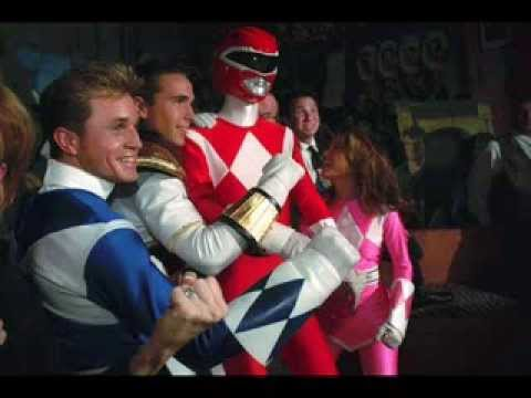 Power rangers gay