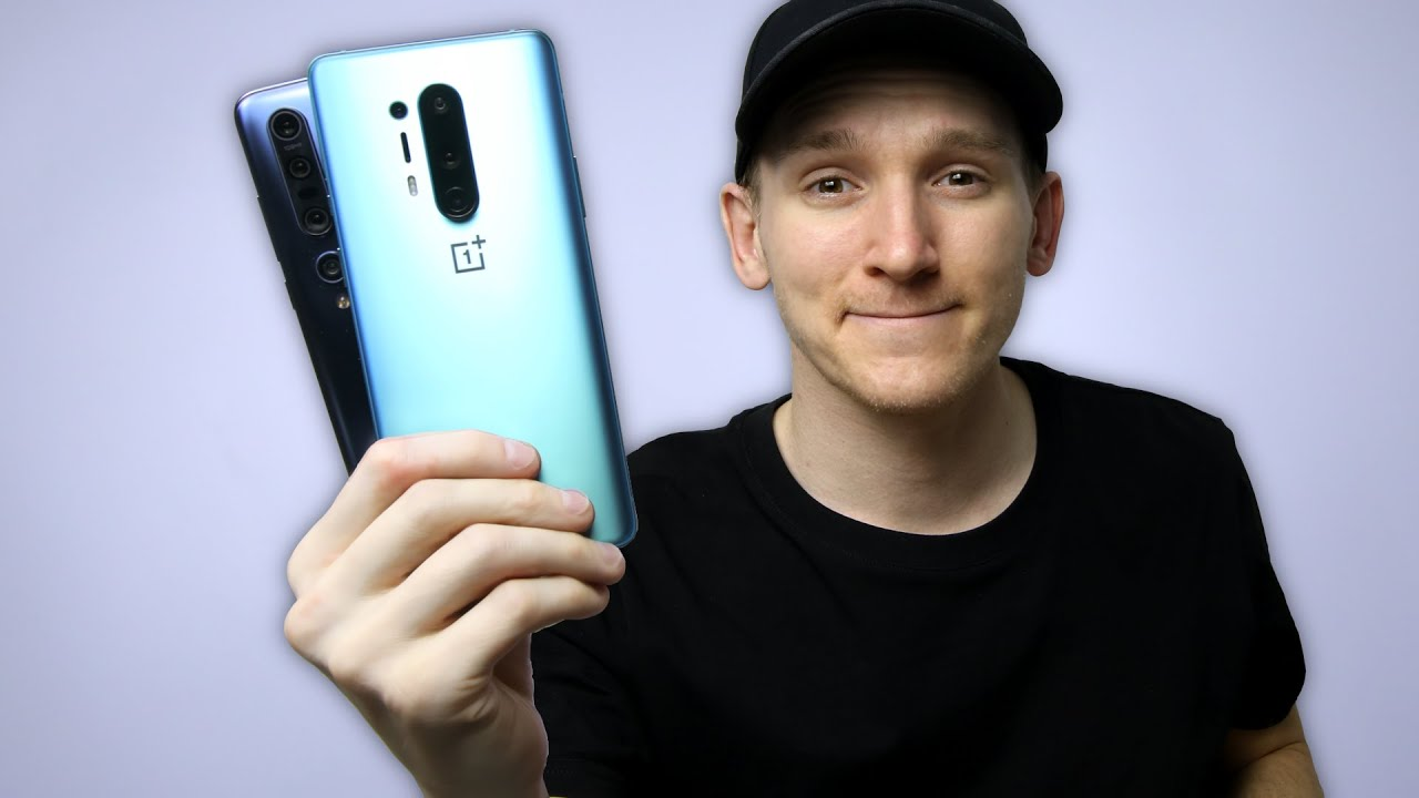 OnePlus 8 Pro vs Xiaomi Mi 10 Pro - FULL USAGE COMPARISON