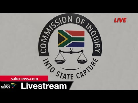 State Capture Inquiry - Vytjie Mentor Day 4, 27 August 2018 Part 1