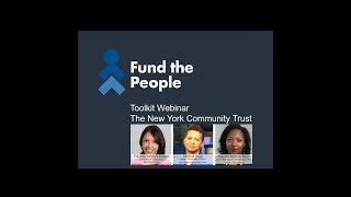 Field Story: The New York Community Trust Foundation