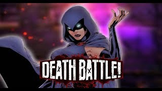 Raven Soars into DEATH BATTLE