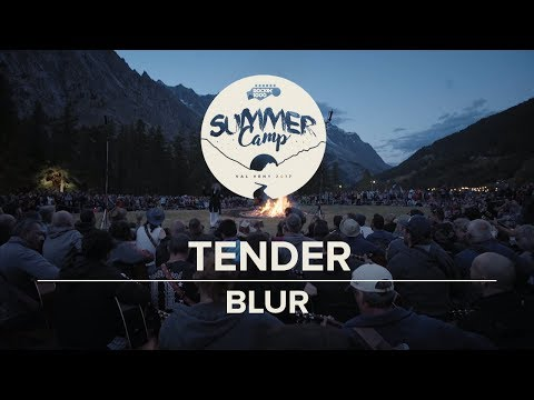 Tender, Blur - Rockin'1000 Summer Camp