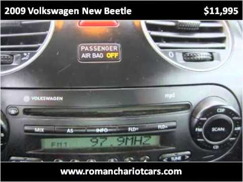2009 Volkswagen New Beetle Used Cars Manalapan NJ