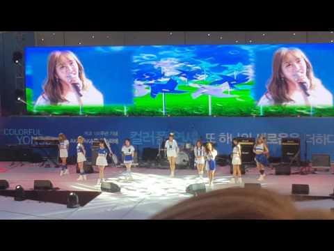 20160521 연세대 아카라카 AKARAKA TWICE(트와이스) 직촬