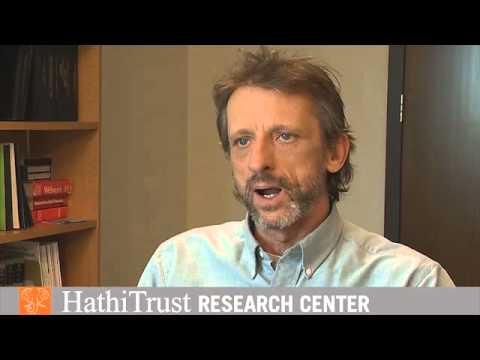 HathiTrust Research Center Informational Video